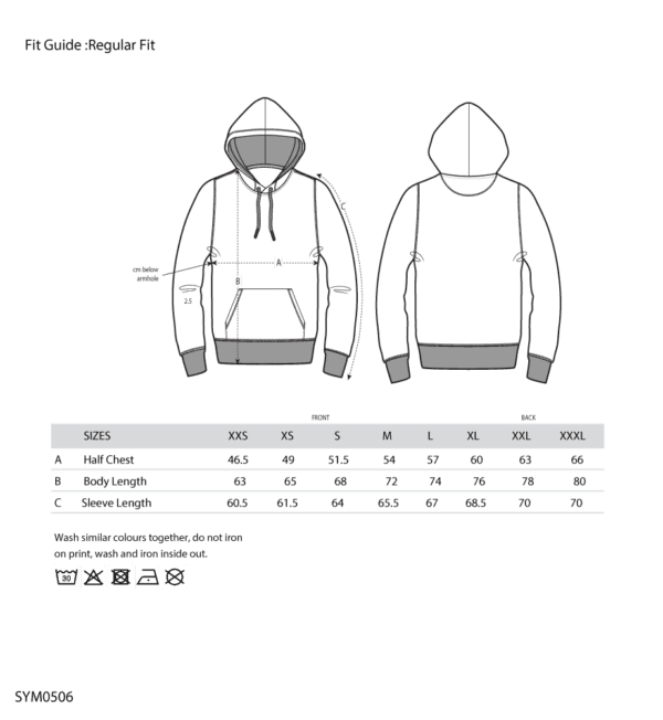 FIT GUIDE SYM0506