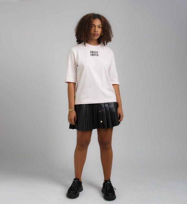 AMACH Raw-Relaxed-Fit-Symmetry-Tee